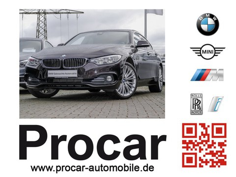 BMW 428 Gran Coupe xDrive Luxury Line Innovationsp