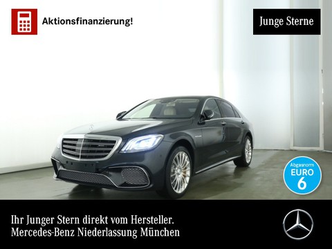 Mercedes-Benz S 65 AMG L Exklusiv Driversp TV