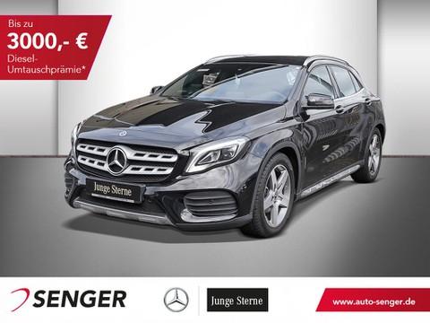 Mercedes-Benz GLA 180 AMG-LINE BUSINESS