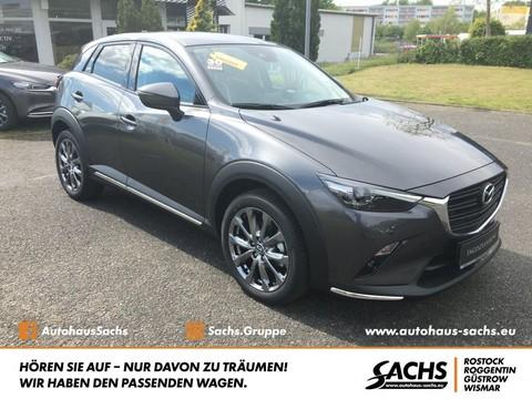 Mazda CX-3 0.9 121 KANGEI Finanzierung