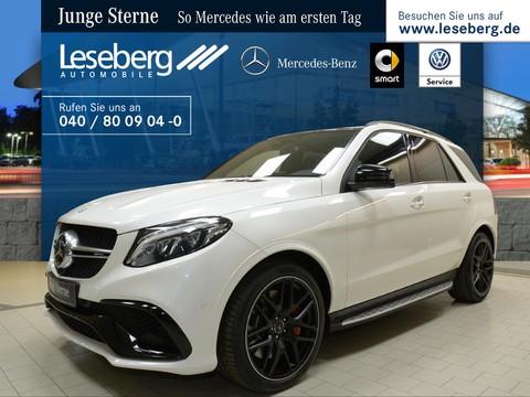 Mercedes GLE 63 AMG S