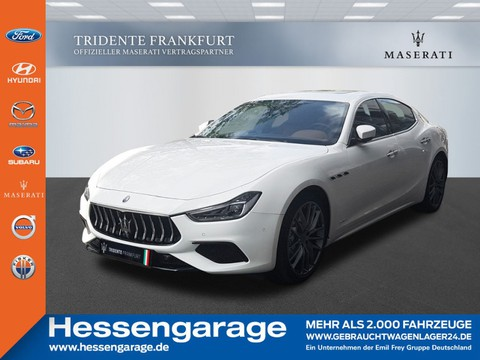 Maserati Ghibli GranSport bei TRIDENTE FRANKFURT