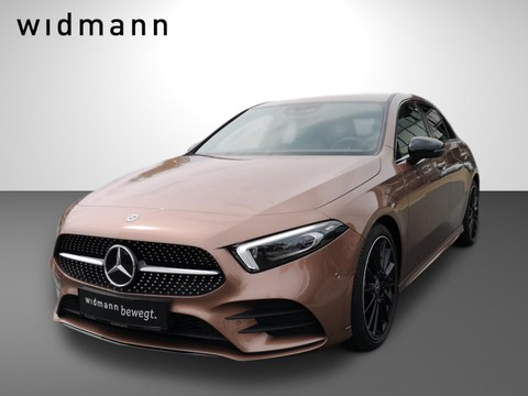 Mercedes-Benz A 180 Kompaktlimousine Business-P 19 LMR DC