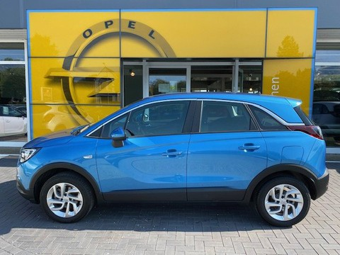 Opel Crossland 1.2 Turbo Rau Innovation Automatik