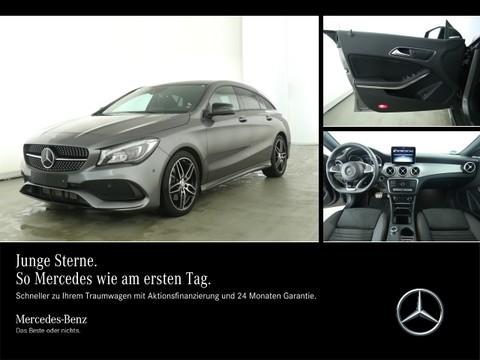 Mercedes CLA 220 SB AMG Night-Paket PanoDach