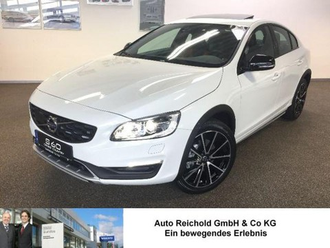 Volvo S60 3.4 Cross Country CC D4 AWD Sum