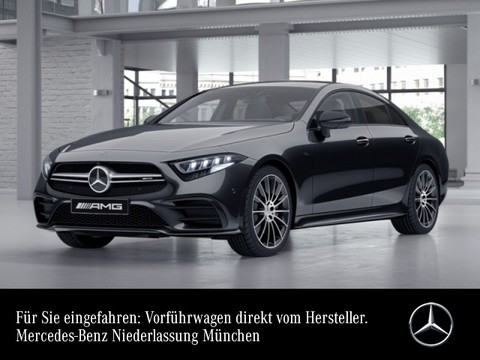 Mercedes-Benz CLS 53 AMG undefined