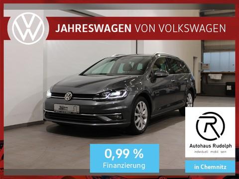 Volkswagen Golf Variant 1.5 TSI Golf VII Highline