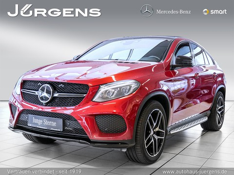 Mercedes GLE 350 d Coupe AMG-Sport
