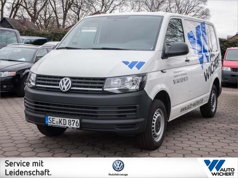Volkswagen T6 2.0 TDI Transporter Kasten