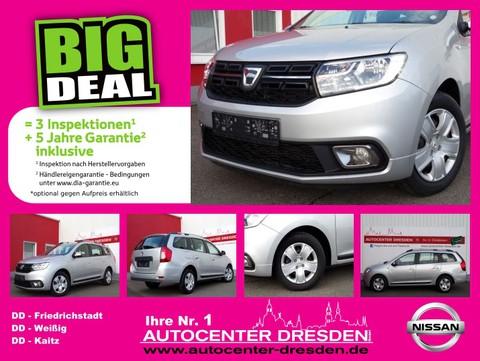 Dacia Logan 1.2 II MCV Klang &