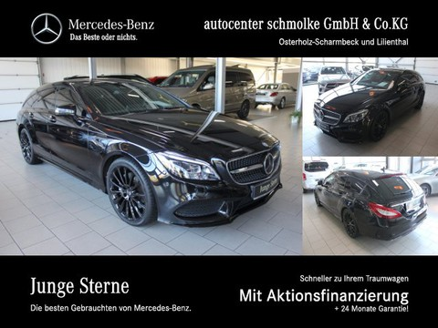 Mercedes-Benz CLS 400 SB AMG NIGHT °