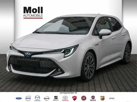 Toyota Corolla 2.0 5trg Hybrid Club Technik-Paket