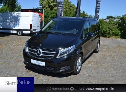 Mercedes V 220 d EDITION Kompakt Licht-