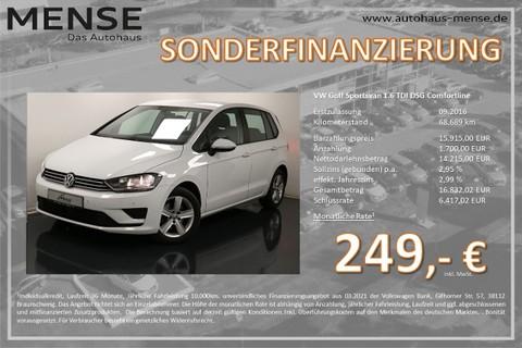 Volkswagen Golf Sportsvan 1.6 TDI Comfortline