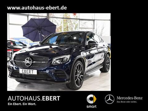Mercedes GLC 43 AMG AMG Coupé NIGHT BURMEST