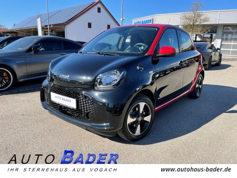 smart ForFour EQ Passion Paket
