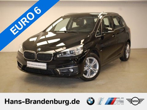 BMW 218 Active Tourer d - Lordose
