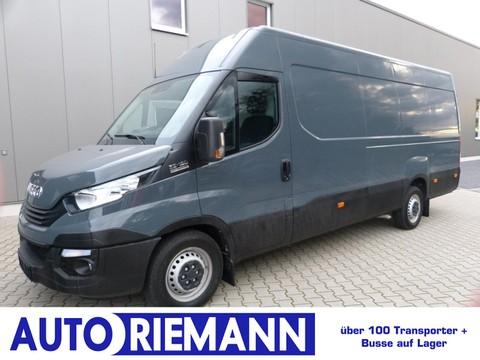 Iveco Daily 35 18V AG Kasten Maxi lang Schwebe