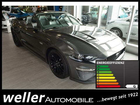 Ford Mustang 5.0 Convertible GT Carbon-Styling-Paket