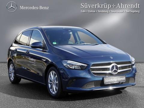Mercedes-Benz B 180 Progressive el Heckk
