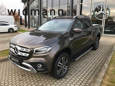 Mercedes-Benz X 350 D POWER EDITION 2x Diff sperre L