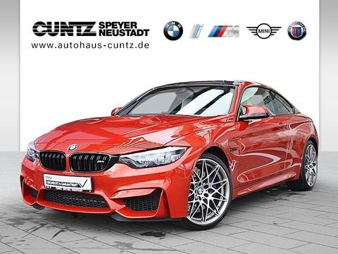 BMW M4 Coupé M Competition Individual