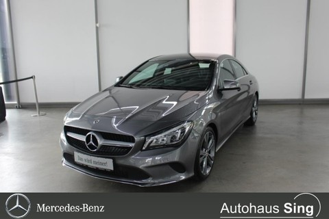 Mercedes CLA 220 d Urban