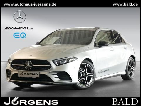 Mercedes-Benz A 200 d AMG 18 Night
