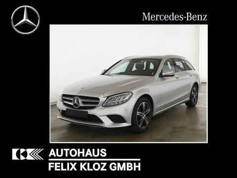 Mercedes-Benz C 200 T d Spur-paket Rückkamera
