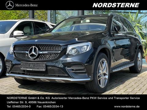 Mercedes-Benz GLC 300 AMG-Line