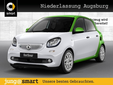 smart ForFour 60kWed passion Sport