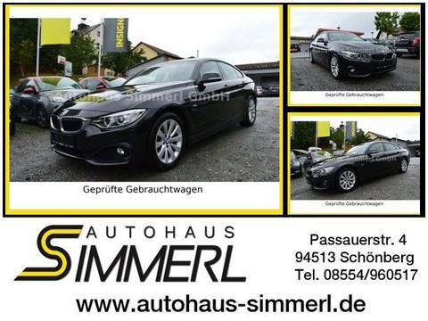BMW 420 Gran Coupé Sports Line