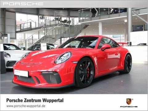 Porsche 911 991 GT3 Coupe Clubsportpaket Vollschalensitze