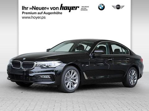 BMW 520 d xDrive Limousine Sport Line