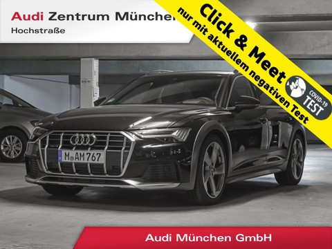 Audi A6 Allroad 45 TDI qu Sitzbel Massage