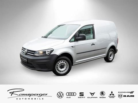 Volkswagen Caddy 2.0 l TDI Kastenwagen Motor