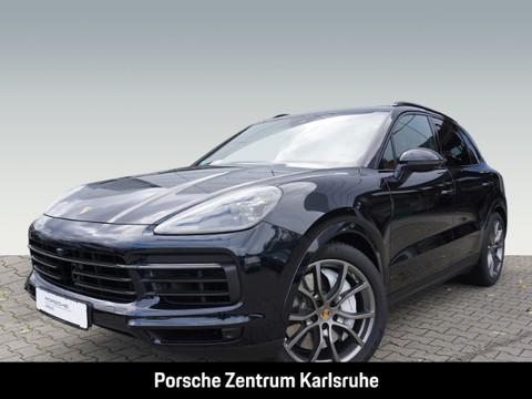 Porsche Cayenne Clubleder