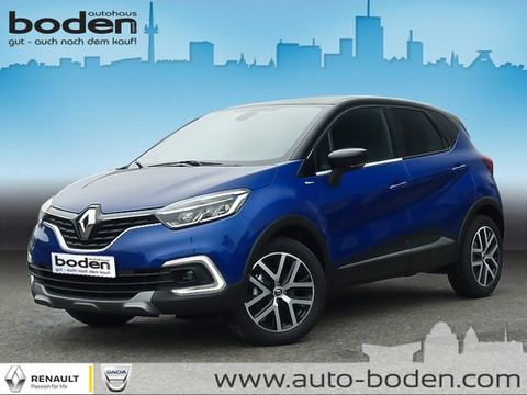 Renault Captur Version S TCe 150