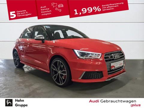 Audi S1 2.0 TFSI qu Sportback a S-Sitze