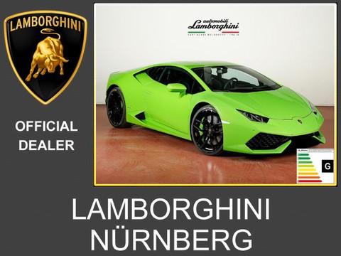 Lamborghini Huracán AWD Style Schalensitze Lifting Branding