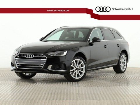 Audi A4 Avant advanced 40TDI