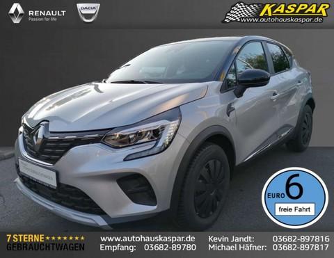 Renault Captur Experience TCe 130