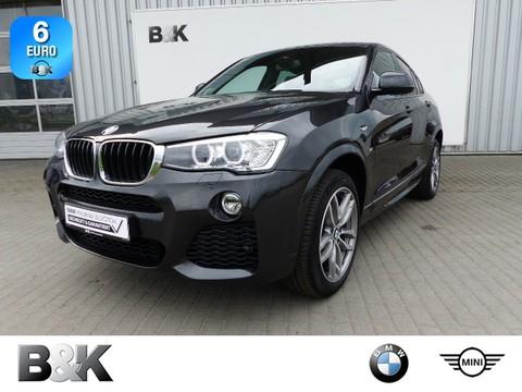 BMW X4 xDrive20d M-Sportpaket