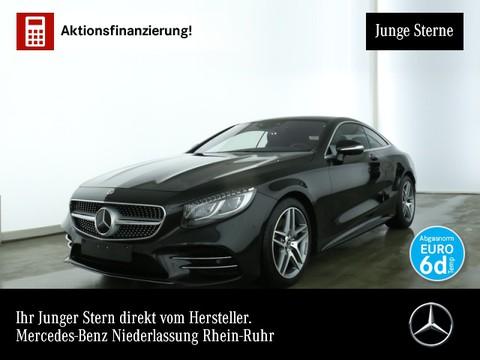Mercedes-Benz S 450 Cp AMG Swarovski ° Airmat