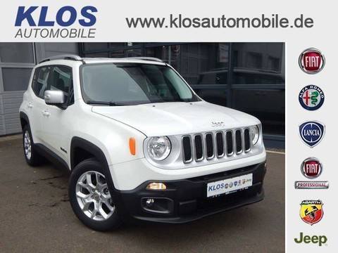 Jeep Renegade 1.4 l MULTIAIR LIMITED 140PS