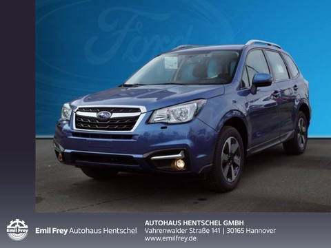 Subaru Forester 2.0 X Lineartronic Active 110ürig
