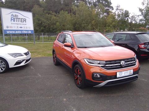Volkswagen T-Cross 1.0 TSI Life  ORANGE  CROSS 