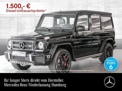Mercedes G 63 AMG L