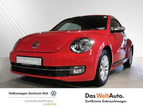 Volkswagen Beetle 1.4 TSI Cabrio Sport
